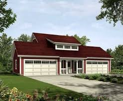Four Car Garage House Plans 4 Car Apartment Garage With Style 57162ha Architectural