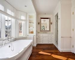 Hardwood Floors In Bathroom Haute Indoor Couture Master Bathroom Flooring