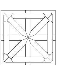 simple geometric designs to color geometric style geometric form