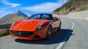 car ferrari 2017 2017 ferrari california t is so balanced it doesn u0027t need esc says