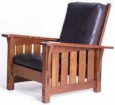 gustav stickley u0027s morris chair i
