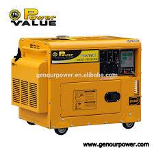 electric battery diesel generator 5 kva buy diesel generator 5
