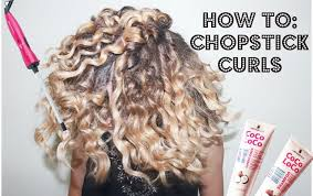 chopstick hair stafford review chopstick styler afro curls coco loco