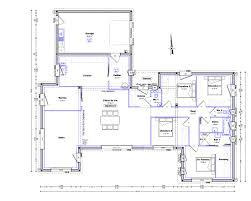 plan de maison en v plain pied 4 chambres prix construction maison 150m2 evtod newsindo co