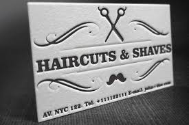 sample business card templates free download 70 interesting and creative business cards ideas letterpress barber shop business cards free template
