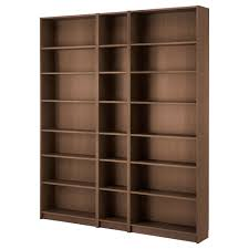 Small Billy Bookcase Bookcases Modern Traditional Ikea Billy Bookcase Brown Ash Veneer