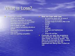 coping with loss of pet coping with loss and grief ppt online