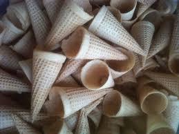 cara membuat es krim wafer es krim puter resep cone wafer es krim puter