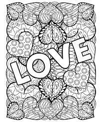 hand drawn st valentine u0027s day artistically ornamental patterned