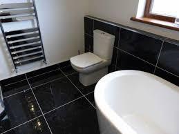 Black Bathroom Floor Tiles Black Bathroom Floor Tile 28 Images Bathroom Floor Black