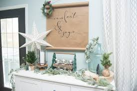 diy christmas scroll simple and affordable art grace in my space