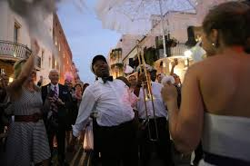 wedding bands new orleans second line band in new orleans on bourbon wedding band