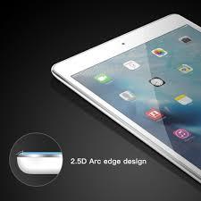 amazon com ipad air 1 2 ipad pro screen protector coolreall