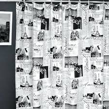 Bed And Bath Curtains Bed Bath And Beyond Bathroom Curtains Passport X Fabric Shower