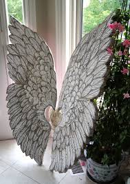 angel decorations for home angel wings decorations home decorating ideas