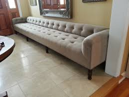 custom 150quot low back bench furniture cleveland copley