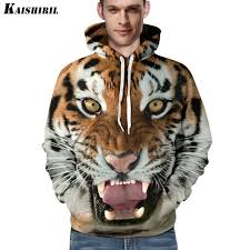 aliexpress com buy unisex 3d hoodies men tiger sweatshirt men u0027s