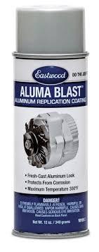 alumi blast aluma blast paint aerosol 12 oz aerosol paint acrylic lacquer