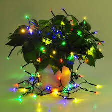 Christmas Lights Solar Powered by 60 Leds String Light Solar Powered Fairy Tree Light Wedding Xmas