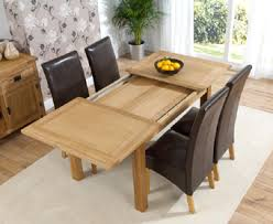 Extendable Dining Tables by Extending Oak Dining Tables Living Room Decoration