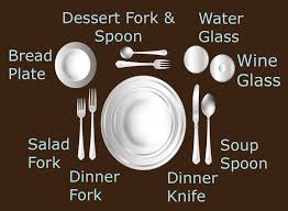 table setting western style table setting etiquette style the latest information home gallery