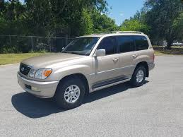 used lexus suv for sale ottawa for sale 1999 lexus lx 470 florida car ih8mud forum