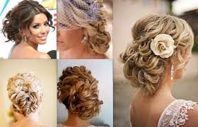 wedding hairstyles curls to the side best wedding hairs