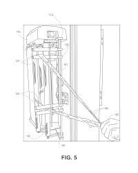 L Tower Floor Plans Patent Us8549819 Pallet Roping And Wrapping Apparatus And Method
