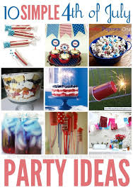4th Of July Decoration Ideas Fourth Of July Party Ideas Pretty Providence