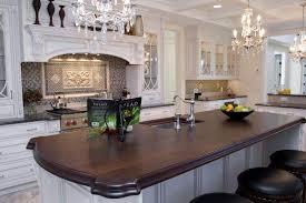 Kitchen Island Wood Countertop Premium Wide Plank Wood Gallery Brooks Custom