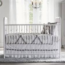 natural wood crib wayfair