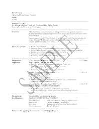Sample Resume Objectives Line Cook by Club Chef Sample Resume Funeral Attendant Cover Letter Software