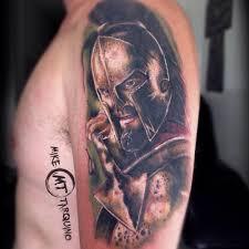 tattoos arms shoulders 300 spartan tattoo designs and ideas on arm 300 spartan tattoos