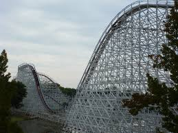 Six Flags Highest Ride Riding The Roller Coaster A Blog Devoted To Theme Parks And