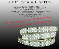 self adhesive led strip lighting l e d strip lights extreme products and drilling supplies inc