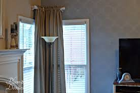Home Depot Drapery Hardware Designer Drapery Hardware U2014 Wow Pictures Corner Curtain Rods Ideas