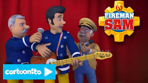 fireman sam sam man cartoonito