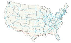 map us hwy map of us highway 10 arabcooking me