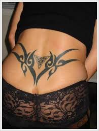 40 lower back tribal tattoos that are both and artistic