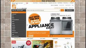 home depot black friday promo codes homedepot ca coupon codes deals u0026 offers youtube