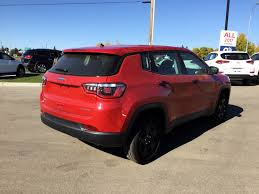 new 2018 jeep compass 4x4 sport edmonton dealer edmonton ab