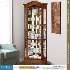 Modern Corner Curio Cabinet Kitchen Room Marvelous Solid Wood Corner Curio Small Curio Shelf