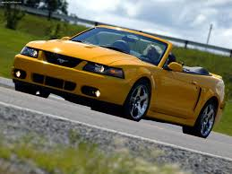 2003 Black Mustang Convertible Ford Mustang Svt Cobra Convertible 2004 Pictures Information