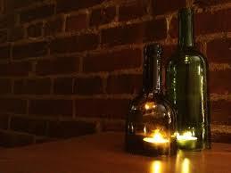 Wine Bottles With Lights How To Cut Wine Bottles Bob Vila