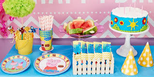 the party supplies peppa pig birthday supplies the birthday depot