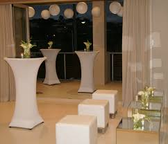 modern white birthday party house of lou lou