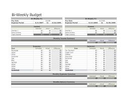 10 best images bi weekly budget planner bi weekly budget