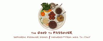 seder plate ingredients posts to passover