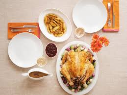 small thanksgiving dinner ideas