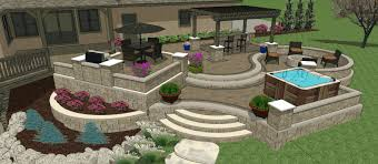 Budget Patio Ideas Patio Ideas Backyard Patio Deck Images All Images Small Back